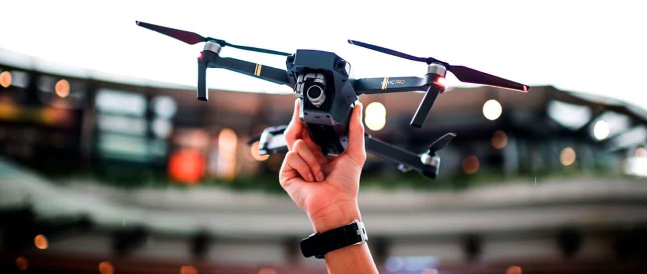 Los nuevos retos de la seguridad aérea: los drones